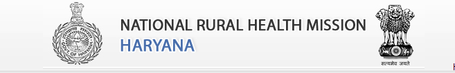 NRHM Haryana Helath Department Recruitment EB Logo