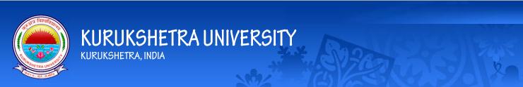 KUK kurukshetra University Header Logo Education Bhaskar