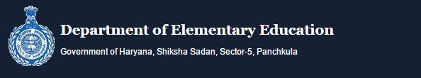 harprathmik DIRECTORATE OF ELEMENTARY EDUCATION logo