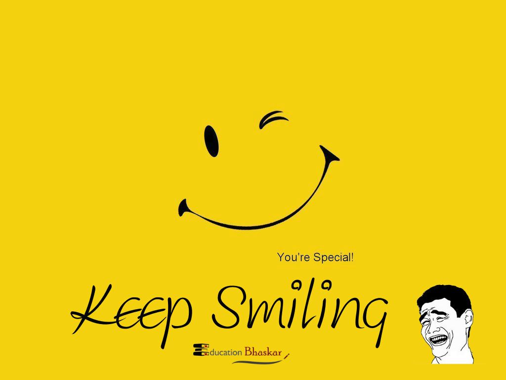 Laws of life – Keep Smiling Every Time