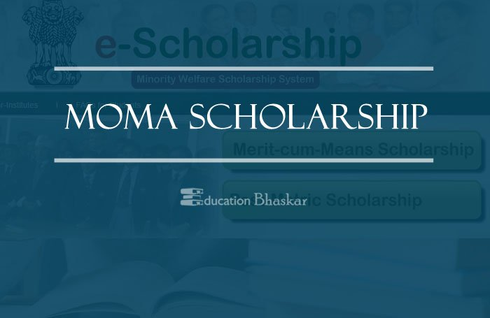 How to fill up moma scholarship form
