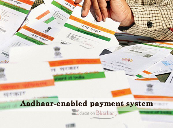 Pay using  Aadhaar enabled payment system AEPS app