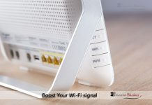 Boost your wi-fi range.