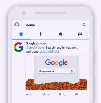 Tweet an Emoji to search on Google