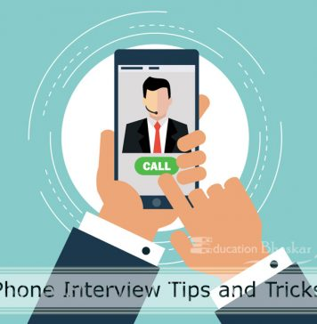 Phone Interview Tips and Tricks