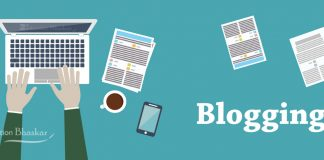Career in Blogging- Scope & Income