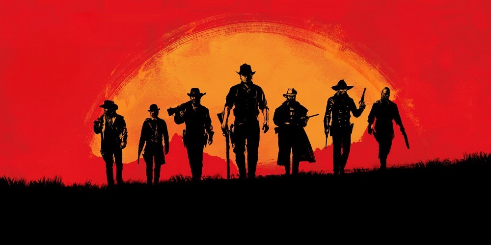 . Red Dead Redemption 2 Game view