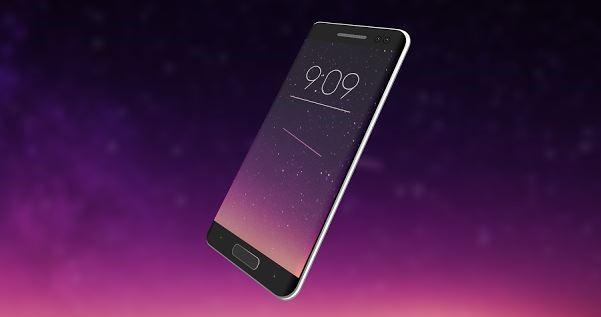 Samsung Galaxy S9 view