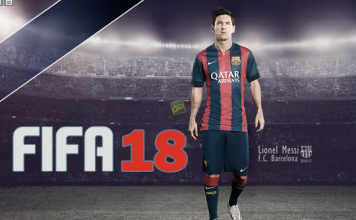 FIFA 18 poster, banner