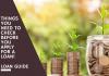 personal loan guide, loan advice, loan application form