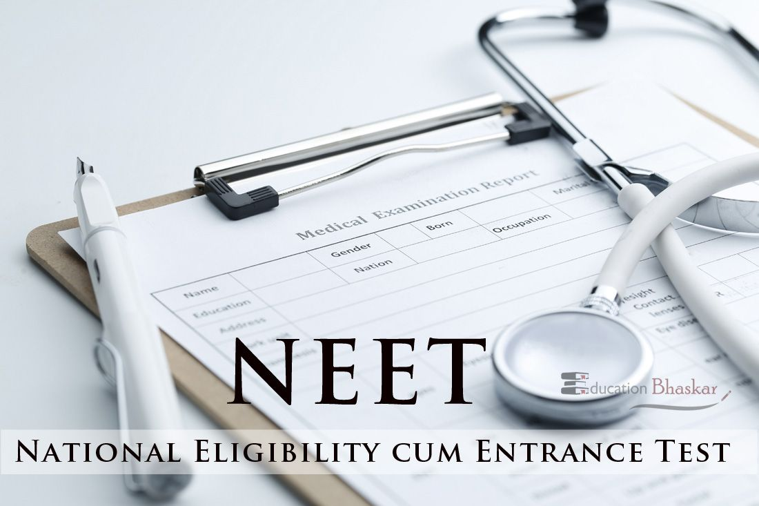CBSE-NEET news and notification