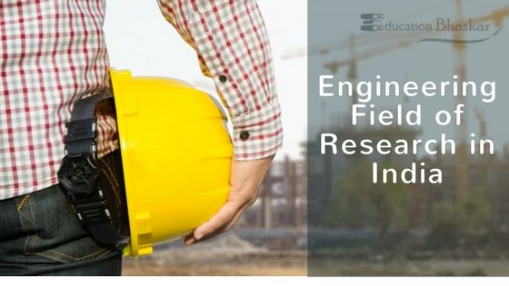Impactful Engineering Research Field in India