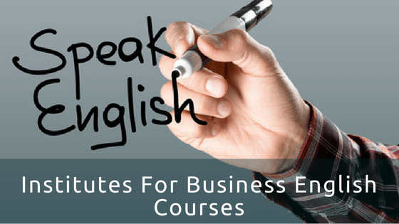 Institutes For Business English Courses For Corporate Communication In Delhi