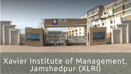 Xavier Institute of Management, Jamshedpur (XLRI)