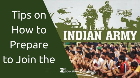 Tips on How to Prepare to Join the Indian Army In Depth Guide