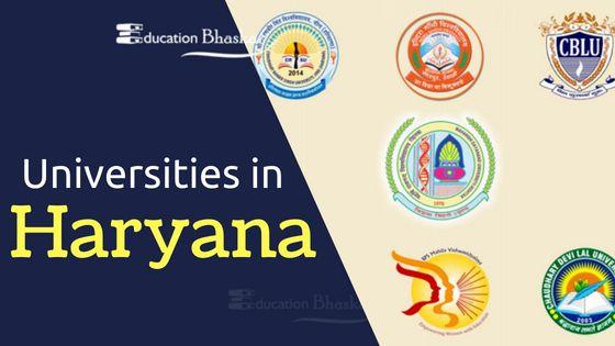 University in haryana