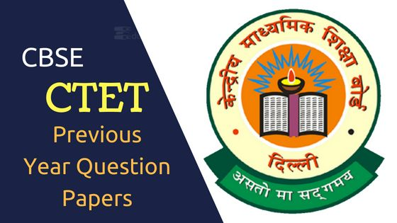 CTET Previous Year Papers English and Hindi Medium Solved with answer key logo