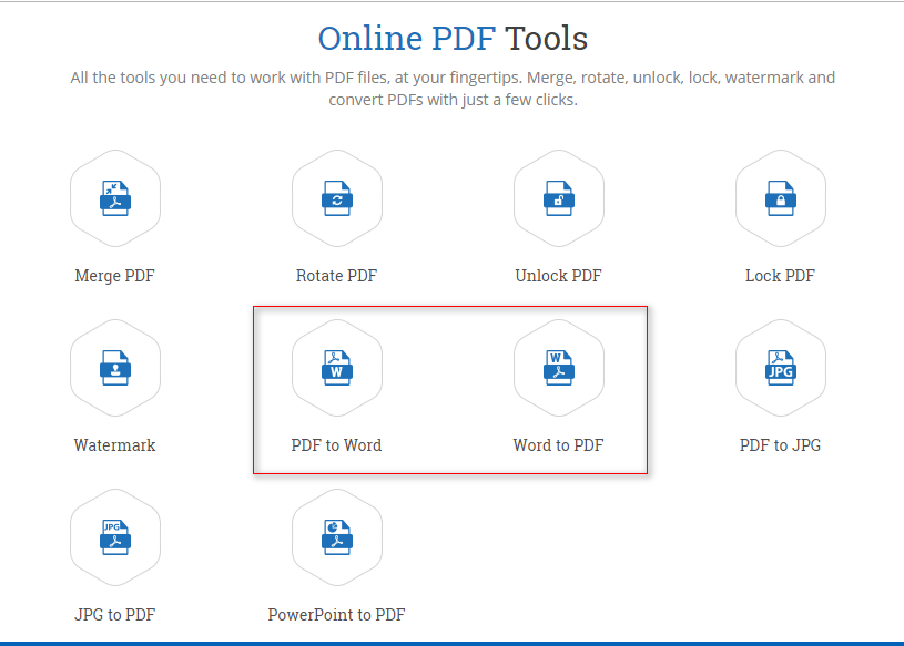 How to Convert and Download PDF to Word Document Online for Free?