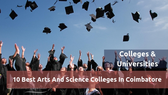 10 Best Arts And Science Colleges In Coimbatore comp