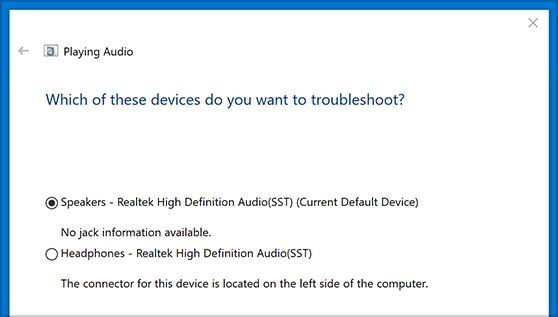 How to Fix Sound Issues in Windows 10 - Windows 10 Guide Run a system troubleshoot Windows 10