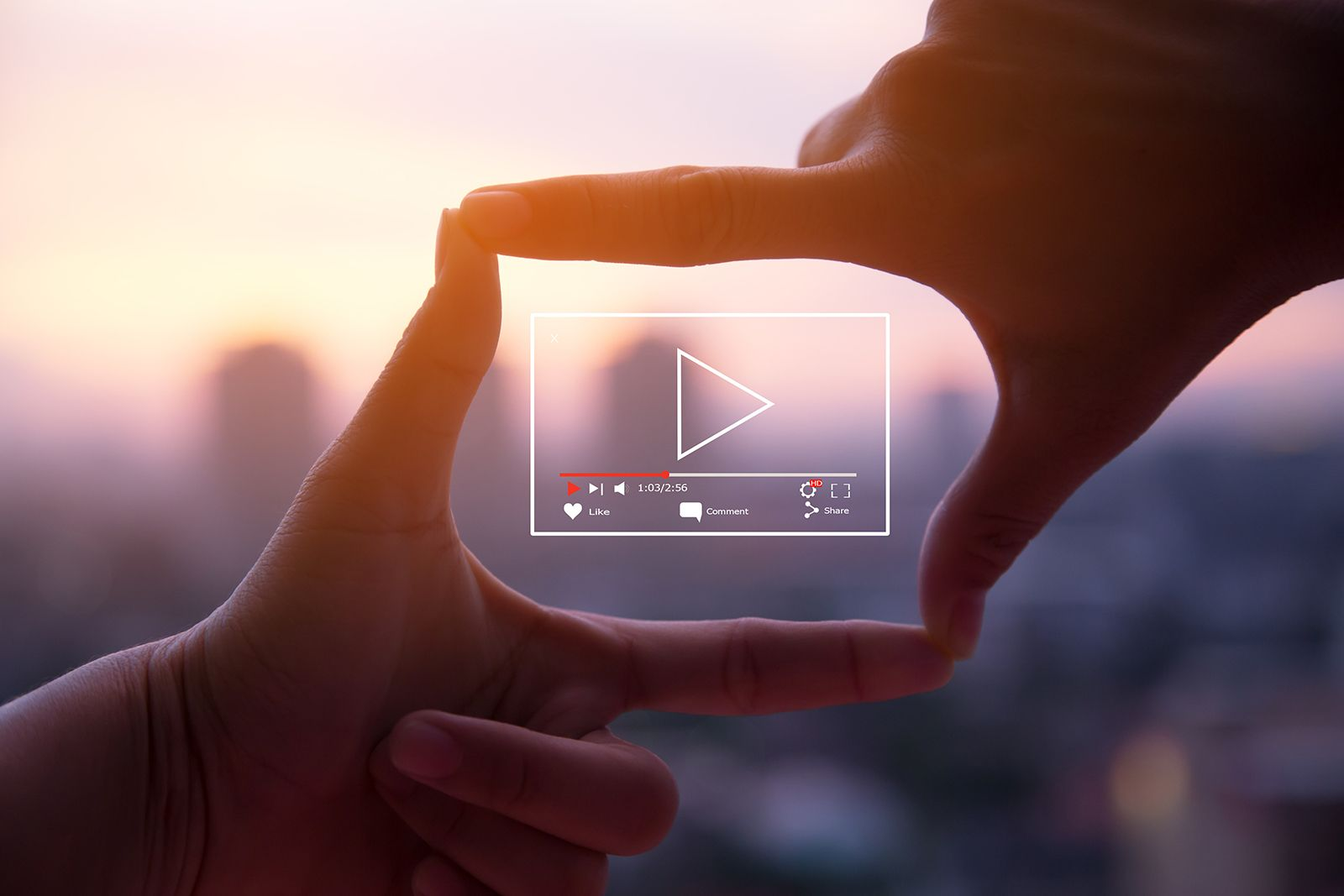 Videos marketing hd