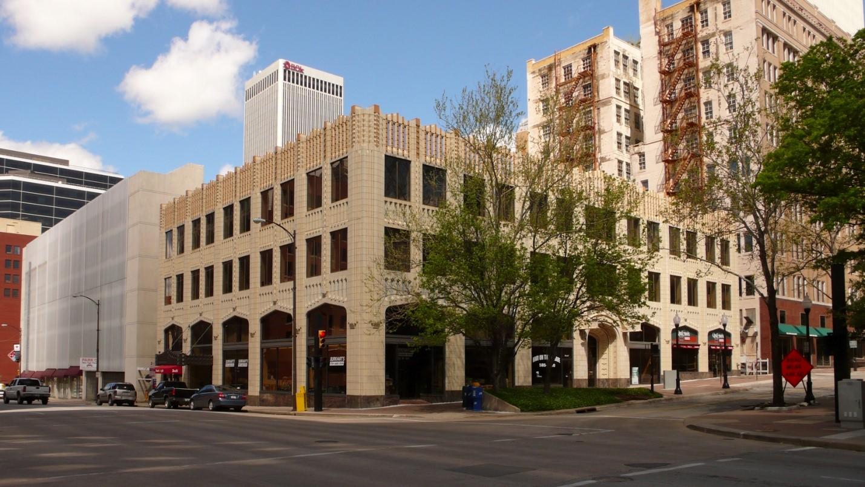 Gillette Tyrell Building Tulsa Oklahoma