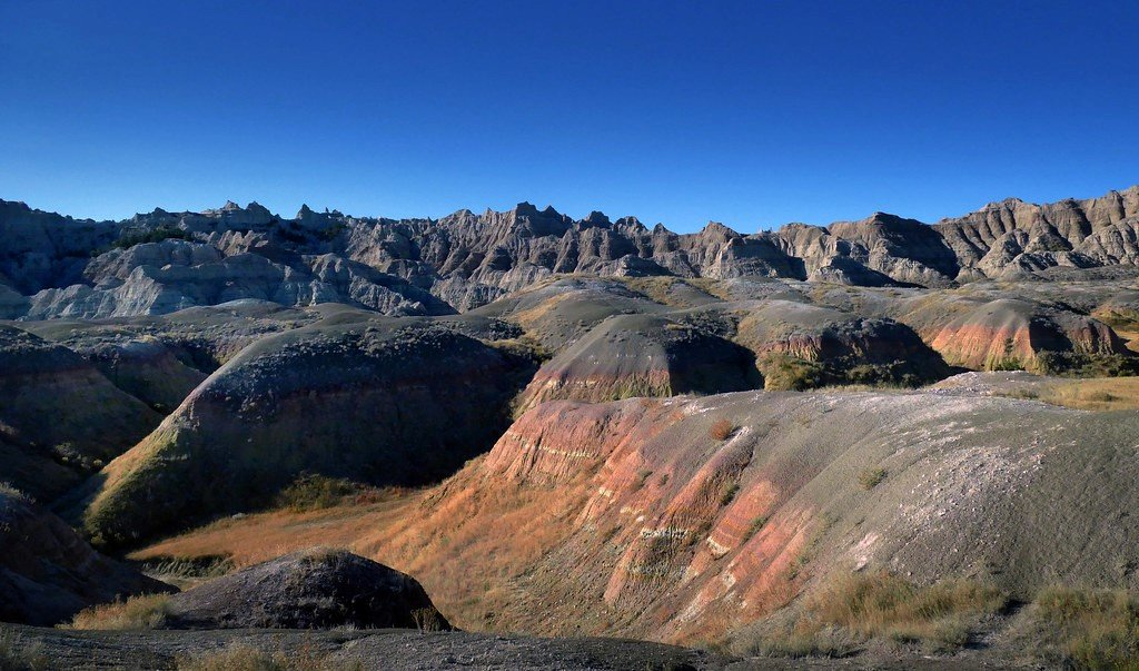 South Dakota: spend an amazing time in Badlands