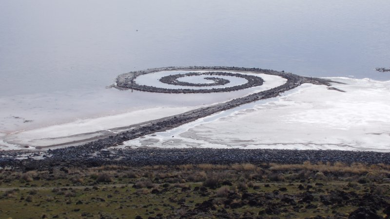 Utah: Explore supernatural phenomena on the shores of the Great Salt Lake